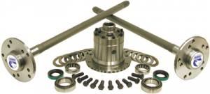 Yukon Gear And Axle - Yukon Ultimate Model 35 Axle kit c/clip axles with Yukon Grizzly Locker (YA M35W-2-30-YGL) - Image 1
