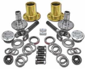 Locking Hubs & Drive Flanges - Locking Hub Conversion Kits - Yukon Gear & Axle - Yukon 94-99 Dodge Dana 44  Free Spin Hub Conversion Kit (YAWU-01)