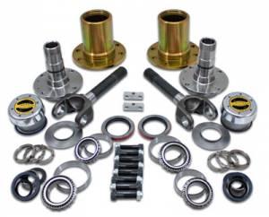 Locking Hubs & Drive Flanges - Locking Hub Conversion Kits - Yukon Gear & Axle - Spin Free Locking Hub Conversion Kit for Dana 60 94-99 DODGE  (YA WU-03)