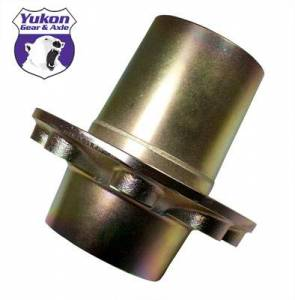 "Spindles & Wheel Hubs - Wheel Hubs - Yukon Gear & Axle - Yukon replacement hub for Dana 60 front, 5 x 5.5"" pattern. (YHC63907)"