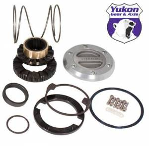 Yukon Hardcore - Yukon Hardcore Locking Hub set for '94-'99 Dodge Dana 60 with Spin Free kit, 1 side only (YHC71008)