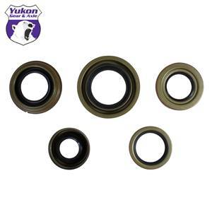 Axle Bearings, Seals, Studs - Yukon Gear & Axle - 11.5AAM wheel seal