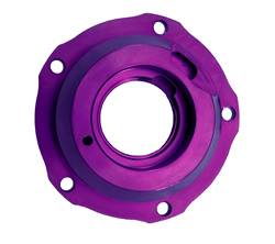 "Dropouts & Pinion Supports - Yukon Gear & Axle - Purple Aluminum Pinion Supprt for 9"" Ford Daytona (YP F9PS-1-BARE)"