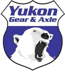 Steering - King Pin Kits - Yukon Gear & Axle - Replacement king-pin kit for Dana 60(1) side (pin, bushing, seals, bearings, spring, cap).
