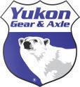 "Lockers & Limited Slips - Locker Replacement Parts - Yukon Gear & Axle - GM 8.5"" HD CHROMOLY X PIN SHAFT FOR MINI SPOOL"