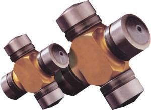 "Universal Joints - Yukon Gear & Axle - Yukon Chrome Moly Superjoints for Dana 44 & GM 8.5"" (YP SJ-297X-202)"
