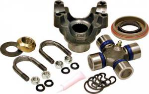 Yokes - Yukon Gear & Axle - Yukon trail repair kit for Dana 30 and 44 with 1310 size U/Joint and straps (YP TRKD44-1310S)
