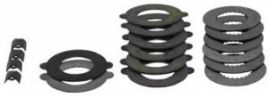"Cases & Spider Gears - Yukon Gear & Axle - 99 & Down Clutch Kit Ford 8.8"" Trac Lok Posi (YPKF8.8-PC-L)"