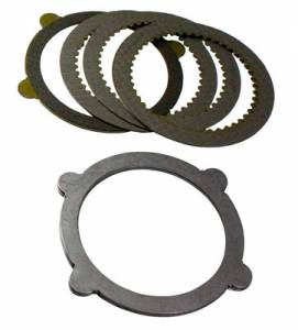 "Cases & Spider Gears - Yukon Gear & Axle - 8"" & 9"" Ford 4-Tab Clutch kit with 9 pieces  (YPKF9-PC-L)"
