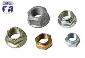"Small Parts & Seals - Yukon Gear & Axle - 10.5"" GM 14 bolt truck pinion nut"
