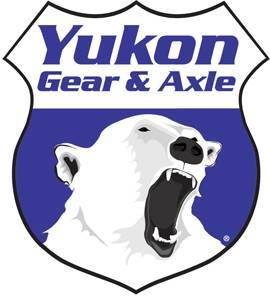 """Spindles & Wheel Hubs - Spindle Nut Kits & Washers - Yukon Gear & Axle - Spindle nut for Ford 10.25"""", with plastic ring."""