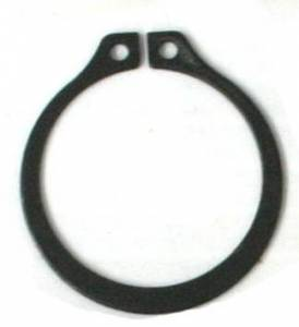 "Small Parts & Seals - Yukon Gear & Axle - 7.5"", 8"", & V6 rear axle bearing snap ring / retainer clip"