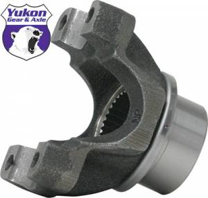 "Yokes - Ford 9"" Yokes - Yukon Gear & Axle - Yukon short yoke for Ford 9"" with 28 spline pinion and a 1310 U/Joint size (YY F900601)"
