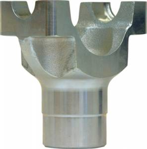 Yokes - GM 12 Bolt Yokes - Yukon Gear & Axle - Yukon billet yoke for GM 12P and 12T with a 1350 U/Joint size (YY GM12-1350-B)