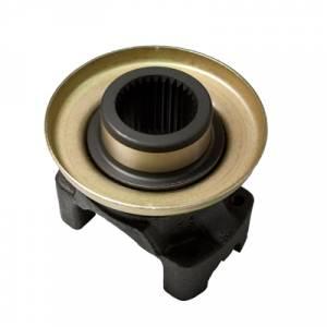 "Yokes - GM 14 Bolt Yokes - Yukon Gear & Axle - 14T 10.5"" GM pinion yoke, 1350, strap style. (YY GM14T-1350-30S)"