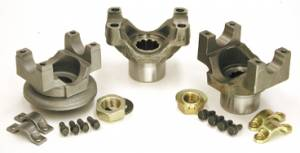 Yokes - GM 12 Bolt Yokes - Yukon Gear & Axle - 12P, 12T 1310 yoke, U-bolt design (YY GM3878972)