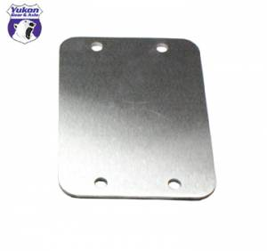 Axles - Dana 30 Axles - Yukon Gear & Axle - Dana 30 Disconnect Block-off Plate for disconnect removal. (YA W39147)