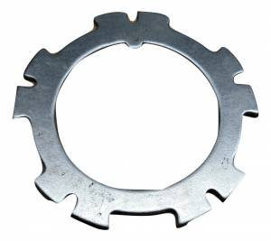 """Spindles & Wheel Hubs - Spindle Nut Kits & Washers - Yukon Gear & Axle - Spindle nut retainer for Dana 60 & 70, 1.830"""" I.D., 10 outer tabs."""