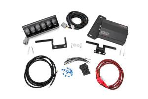 Lights and Electrical - Switches  - Rough Country - MLC-6 Multiple Light Controller (07-16 Wrangler JK)