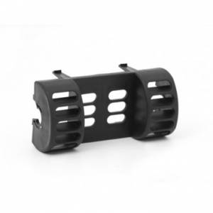 Lights and Electrical - Switch Pods and Brackets - Omix-Ada - AC Vent Switch Pod, Black, 97-06 Jeep Wrangler TJ