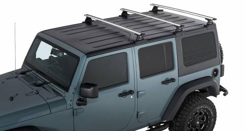 Camping Equipment - Roof Racks and Carriers