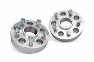 """Rough Country -  5 x 4.5"""" to 5 x 5"""" Adapters,1.5-INCH WHEEL SPACERS (PAIR)(1092)"""