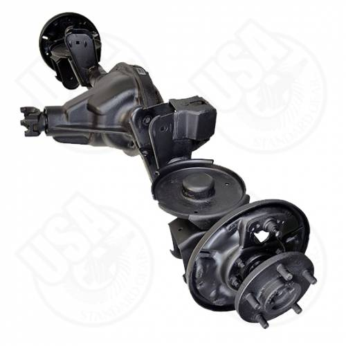 Drivetrain - Rear Axle Assemblies
