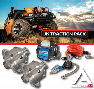 COMPLETE OFFROAD - Jeep JK Non Rubicon Gear & Install Kit Package with ARB Traction Pack - Image 1