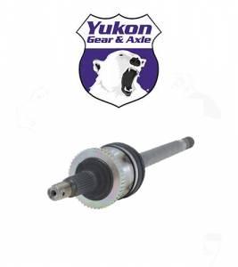 "Yukon Gear And Axle - 03 AND UP Explorer 5 LUG AXLE, Left hand, 8.8"", 31Spline, W/TRACTION CONTROL (YA F880052)"