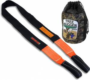 Bubba Rope - Bubba Rope 6 ft. Tree Hugger 58,000 lbs. (176006OR)