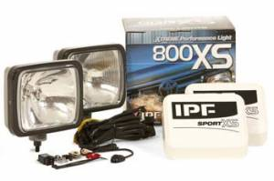 Offroad Lights - IPF Lights - ARB - IPF 800xs Extreme H9 Driving Light Kit 800XSD