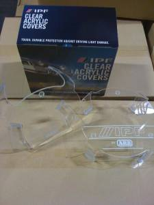 Offroad Lights - IPF Lights - ARB - IPF Clear Covers 900XS Acrylic Lens Cover for 900XS Series Lights (900XSCC)