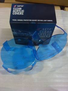Offroad Lights - IPF Lights - ARB - IPF Blue ARB Acrylic Lens Cover for 900XS Series Lights (900XSCCB)