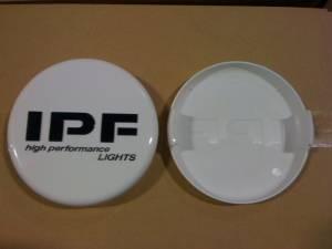 Offroad Lights - IPF Lights - ARB - IPF White Lens Cover for 968 Series Lights (COV968)