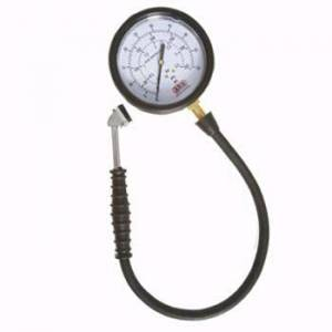 Recovery Straps - ARB Recovery Equipment - ARB - ARB Large Dial Tire Gauge (ARB508)